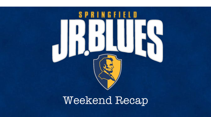 Jr. Blues and Pilots Split Final Series
